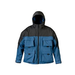 Mossi Men's RX-3 Blue/ Black Rain Jacket