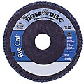 Weiler 2-inch Tiger Disc Big Catabr Flap Phenolic