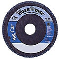 Weiler 4.5-inch Tiger Disc Big Catabr Flap Phenolic
