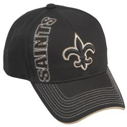 Reebok New Orleans Saints Yardage Hat