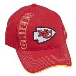 Reebok Kansas City Chiefs Yardage Hat