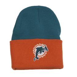 Miami Dolphins Logo Stocking Hat