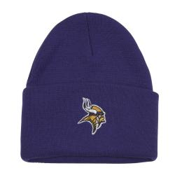 Minnesota Vikings Logo Stocking Hat