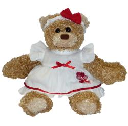 Me and Molly P Daisy Bear in SweetHeart Costume (8-inch)