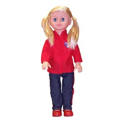 Entertec On the Go Girl Fashion Doll (18-inch)