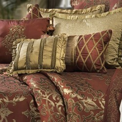 Glenaire 4-Piece King-size Comforter Set