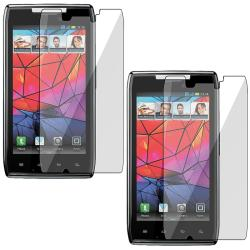 Screen Protector for Motorola Droid RAZR XT910 (Pack of 2)