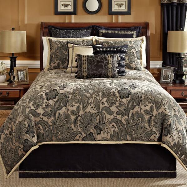 Alamosa 4-Piece Queen-size Comforter Set