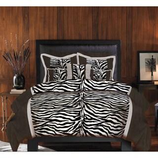 Zumani 4-Piece Queen-size Comforter Set