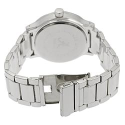 Geneva Platinum Men's Alabama Crimson Tide Link Watch