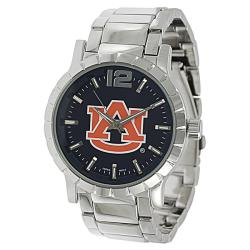 Geneva Platinum Men's Auburn University Link Watch