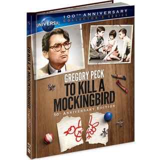 To Kill A Mockingbird - 50th Anniversary Edition DigiBook (Blu-ray/DVD)