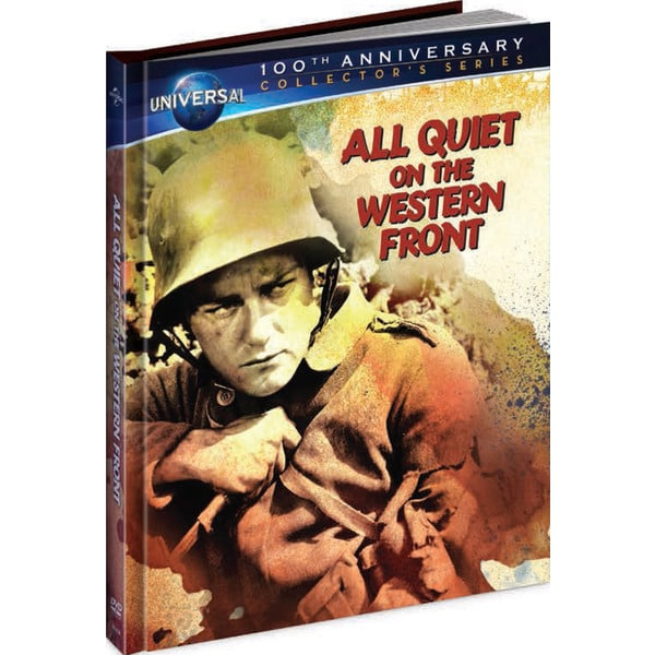 All Quiet On the Western Front DigiBook (Blu-ray/DVD) 8641434