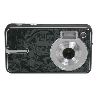 Sakar Eco Trends 7.1MP Black Digital Camera