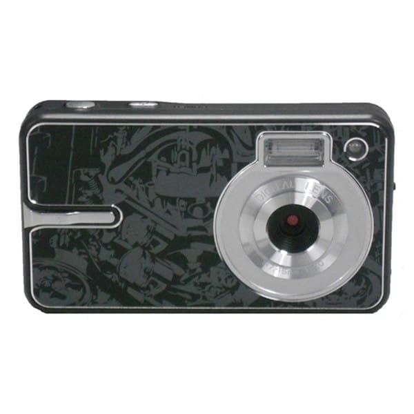 Sakar Eco Trends 7.1MP Black Digital Camera