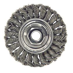Dualife Standard Twist Knot Wire Wheel