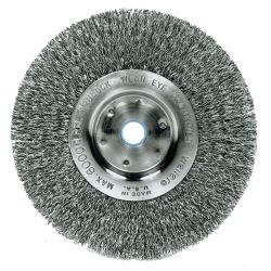 Trulock 8-Inch Narrow-Face Crimped Wire Wheel