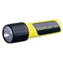 Blister Yellow 4Aa Xeon Flashlight