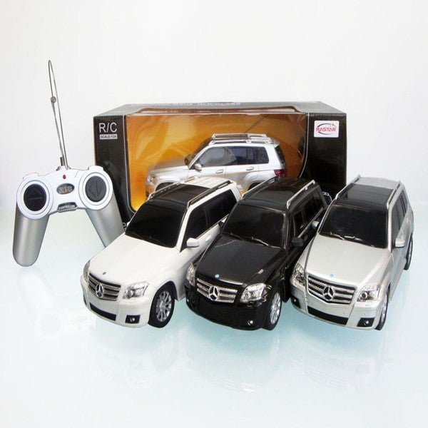 1:24 Scale Mercedes Benz GLK Class Radio Control Car