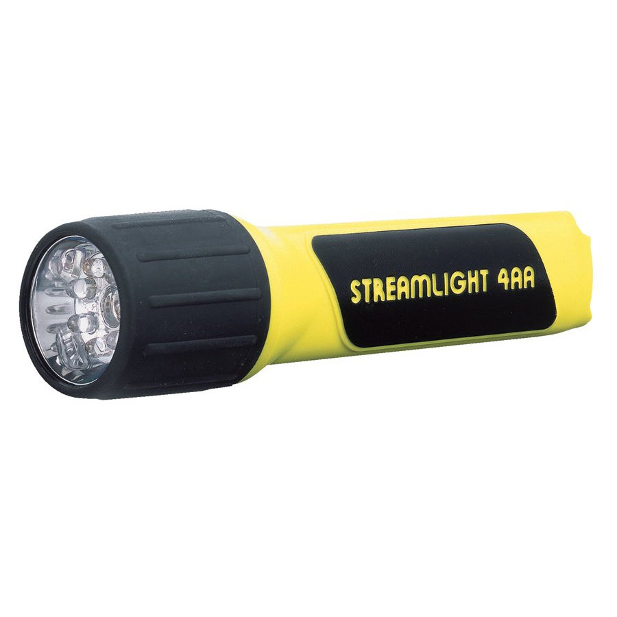 4Aa Yellow Led Flashlight