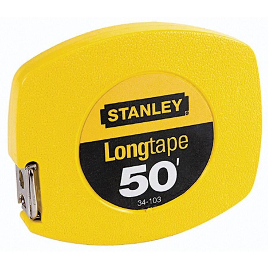 Stanley 50-foot Close Case Tape Measurer