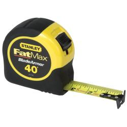 Stanley Fatmax Tape Ruleer wtih Bladearmor Coating (1.5 inches x 40-feet)