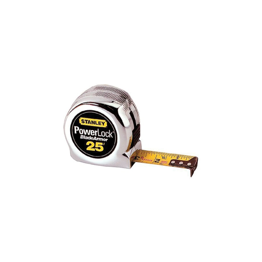 Stanley Tape Measure (1-inch x 25 feet)