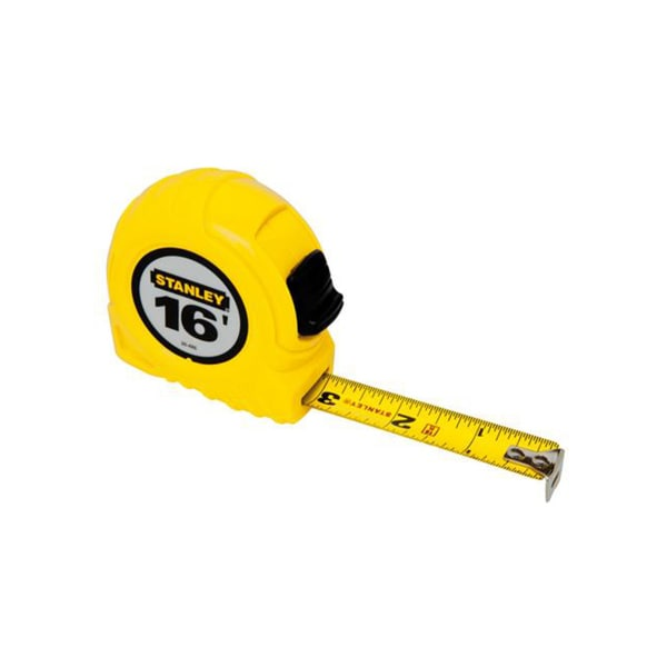 Stanley Tape Rule 16-foot Tape Measurer