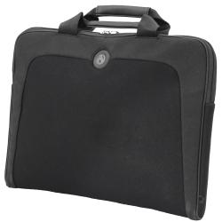 Avenues Black 'Civic' 15.4-inch Laptop Sleeve