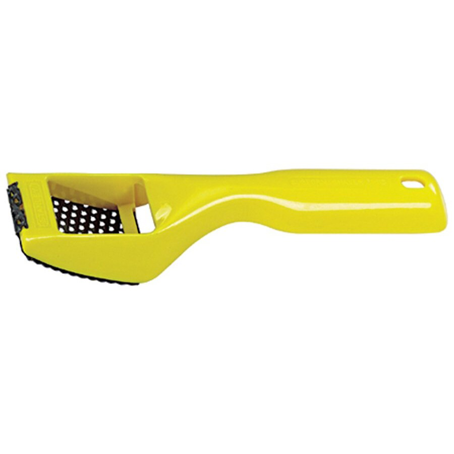 Stanley 7.75-inch Surform Shaver
