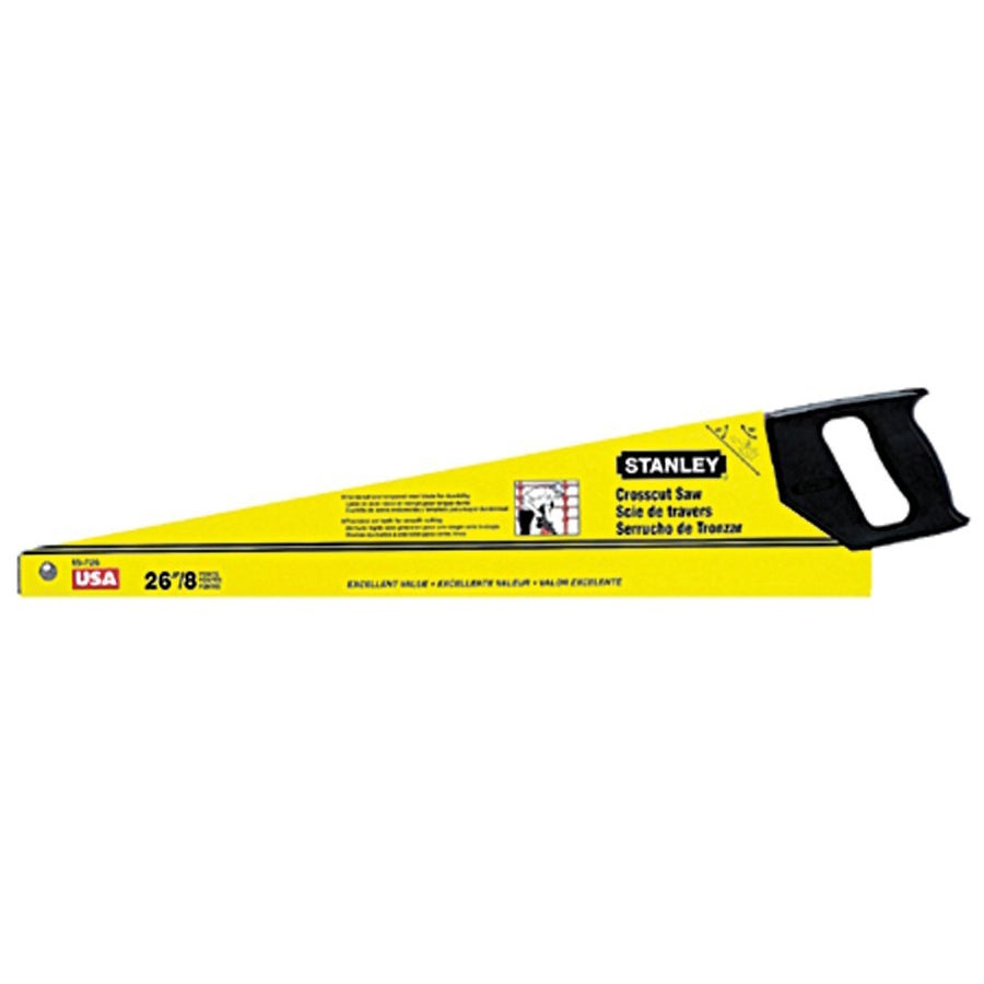 Stanely 26-inch Handsaw