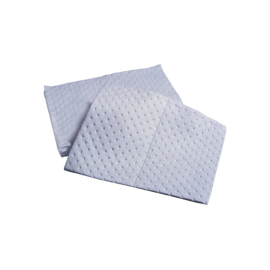 1-Ply Oil Sorbent Pad (Pack of 100)