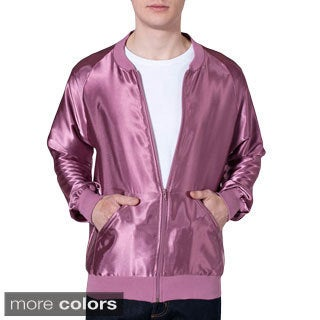 American Apparel Unisex Satin Charmeuse Night Jacket