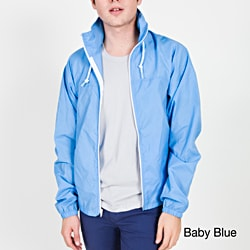 American Apparel Unisex A-Way Nylon Taffeta Jacket