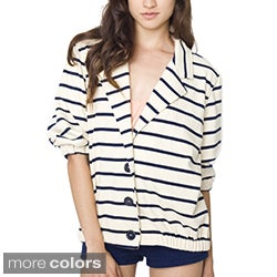American Apparel Sailor Stripe Jacket