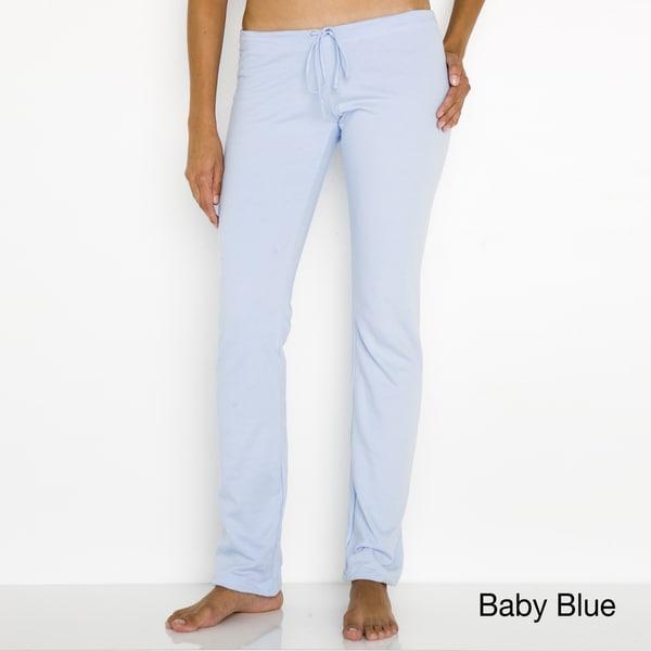American Apparel California Fleece Straight Leg Pant