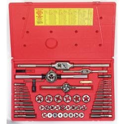 Irwin 54-piece Metric Tap and Die Set