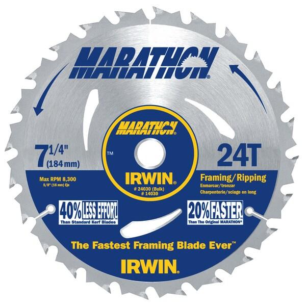 Marathon Portable Corded Circular Saw Blades