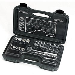 Blackhawk 20-Piece Deep and Standard Socket Set