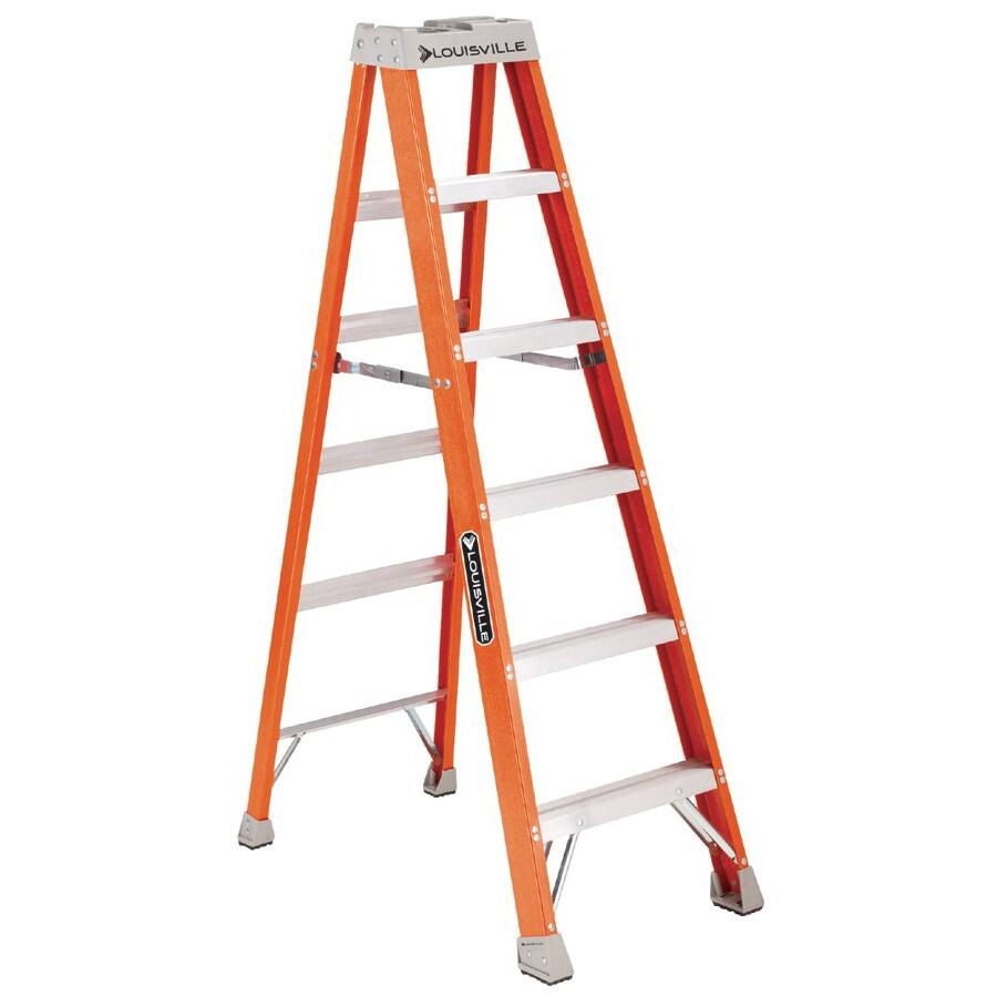 Advent 4 Foot Fiberglass Step Ladder