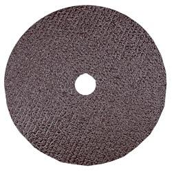 CGW Abrasives 4.5-Inch 80-Grit Aluminum Oxresen Fiber Disc