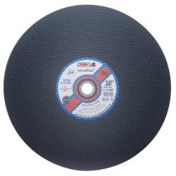 CGW Abrasives 'Type 1' 14-inch x 18-inch x 1-inch Cut-off Wheel