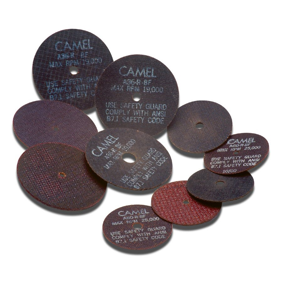 CGW Abrasives 'Type 1' 4-inch x 1/16-inch x 3/8-inch Cut-off Wheel