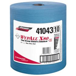 Wypall X80 Blue Shop Pro Cloth Towels