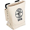 Klein Tools Belt-Side Canvas Bolt Bag
