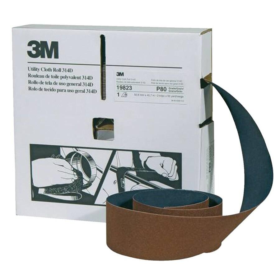 3M P120-grit Utility Cloth Roll