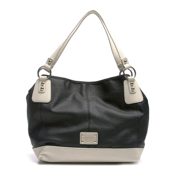 Nine West Blocked Boston Large Shopper Bag