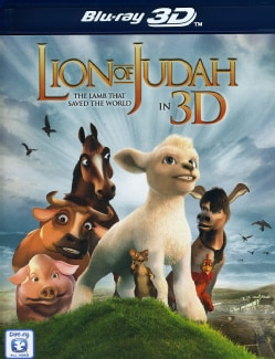 Lion Of Judah 3D (Blu-ray Disc)