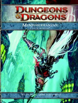 Menzoberranzan: City of Intrigue (Hardcover)