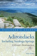 Explorer's Guides Adirondacks: A Great Destination (Paperback)